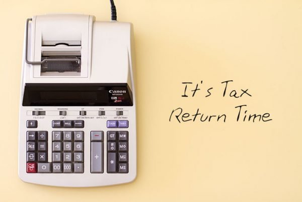 Tax Return Time 2020 - By The Numbers Accounting